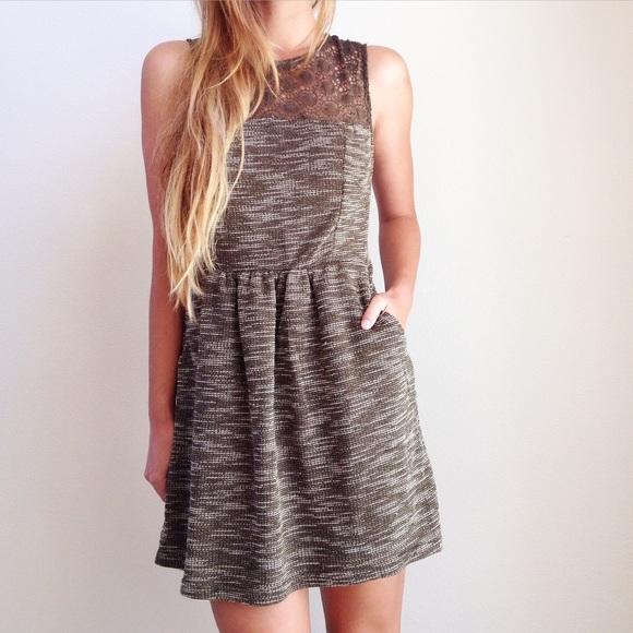   new   knit dress