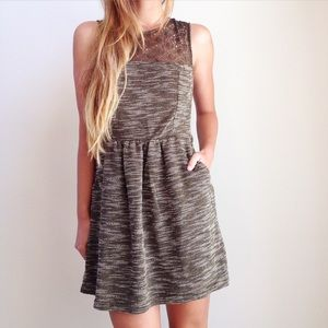 flash sale! | new | knit dress