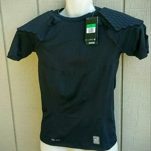 Nike Other - Nike Pro Combat Padded Compression Shirt-3xL