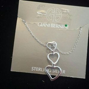 Giani Bernini sterling silver necklace