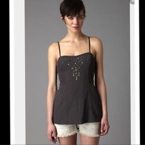 FREE PEOPLE LOVES ME LOVES ME NOT TANK