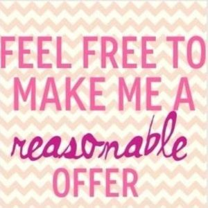 Other - 💗MAKE ME A REASONABLE OFFER🎀