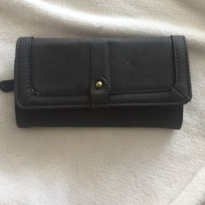 Handbags - Black Wallet