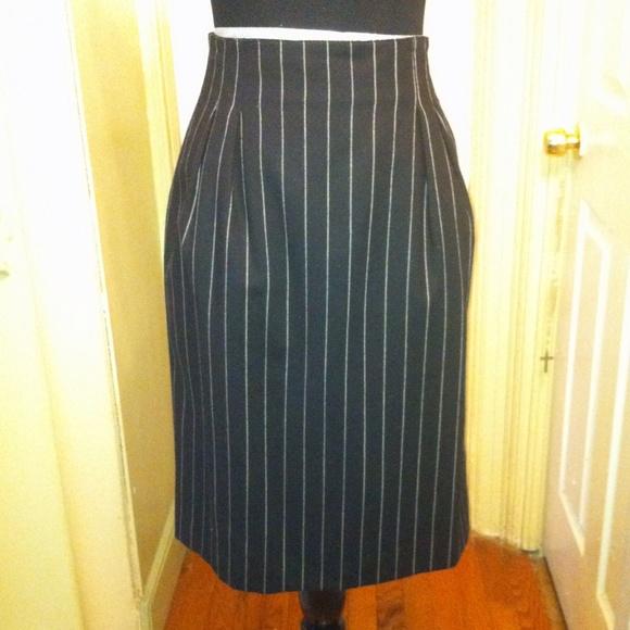 Vintage evan picone skirts