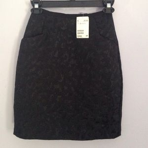 H&M Dresses & Skirts - New with tags! H&M black skirt