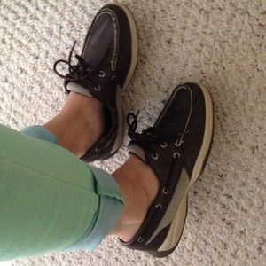 Sperry Top-Sider Shoes - SPERRY topsiders 6.5