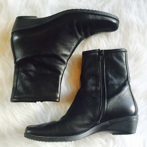 Coach Shoes - Authentic Black COACH SALLIE CALF Ankle Boots