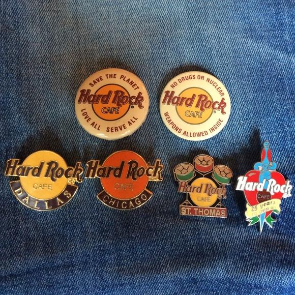 Hard Rock Cafe Zipper