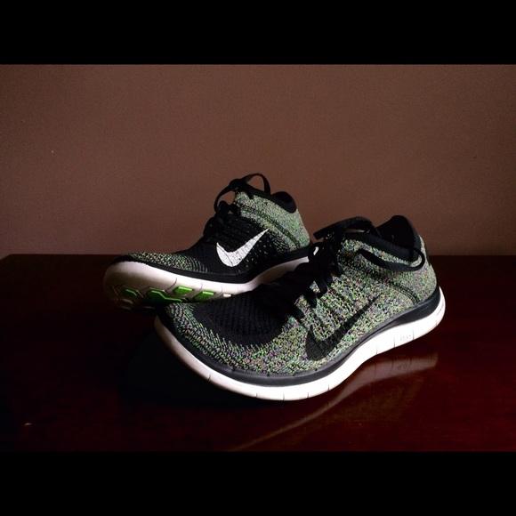 Nike Flyknit 4.0 Multicolor - Women's Size 6.5