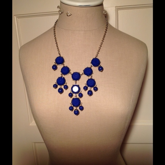 J crew jcrew bubble necklace from alexis 39 s closet on for J crew jewelry 2015