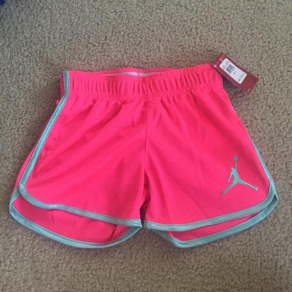 Jordan Shorts Nike Youth Girls Small 810 Yrs Nwt Poshmark