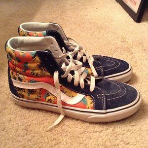 Vans Shoes - Vans Star Wars High Top Sneakers