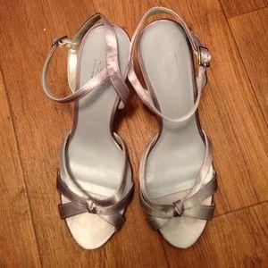 Lela Rose Shoes - Lela Rose for Payless Shoes- Strappy Heels Size 9