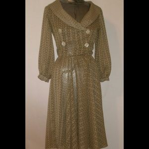 Vintage Dresses & Skirts - 60s vintage dress