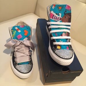 d463d999ddb4 Converse Shoes - Doc McStuffins! - Custom made to your liking