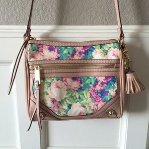 NEW Floral CrossBody Purse