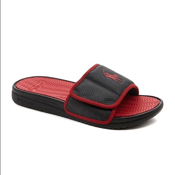 1336a368c48d Polo Ralph Lauren Men s Romsey Athletic Sandals