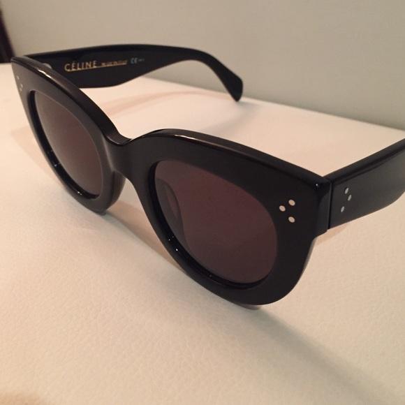 bb972cf43d4d Celine Accessories - Havana Cat Eye Celine Sunglasses 😎