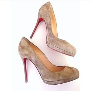 Christian Louboutin Shoes - Christian Louboutin FILO 120MM Pump sz 37