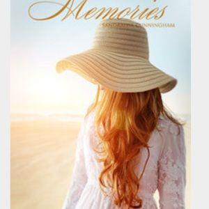 Beautiful beach straw hat