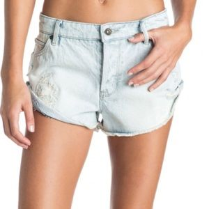 🔥CLEARANCE!🔥Roxy® Acid Wash Shorts