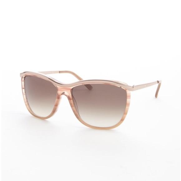 8a7b01e32233 kate spade Accessories - Kate Spade Rose Gold Domina Sunglasses