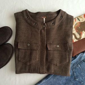FP longline utility vest