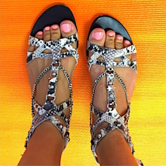 172f2c020f9 Dolce Vita Shoes - 🎉HP! Dolce Vita Chain Sandals   SUNDAY SALE