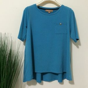 Ellen Tracy pocket shirt