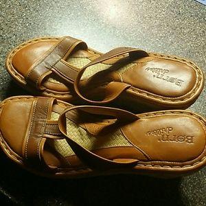 Discontinued Born Sandals