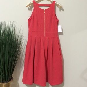 New Jessica Simpson coral dress
