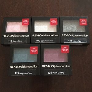 Revlon Other - Revlon diamond lust eyeshadows