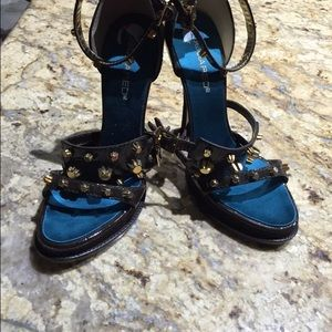 Dsquared Shoes - Dsquared sexy sandal with stones size 36