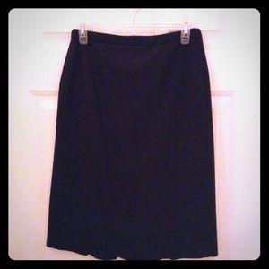 J. Crew Dresses & Skirts - Black J Crew Pencil Skirt