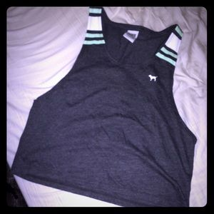 Victoria's Secret Loose Fit Crop Tank