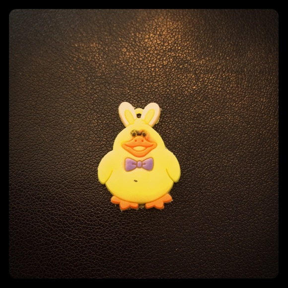 Accessories | Rubber Duckchickrabbit Charm Nwt | Poshmark