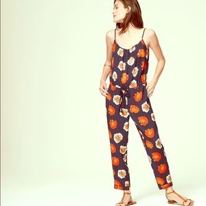 LOFT Bloomtime jumpsuit