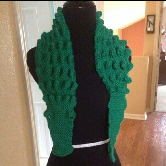 Accessories Alligator Scarf Poshmark