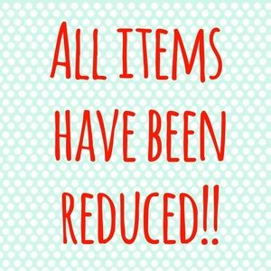 All items reduced