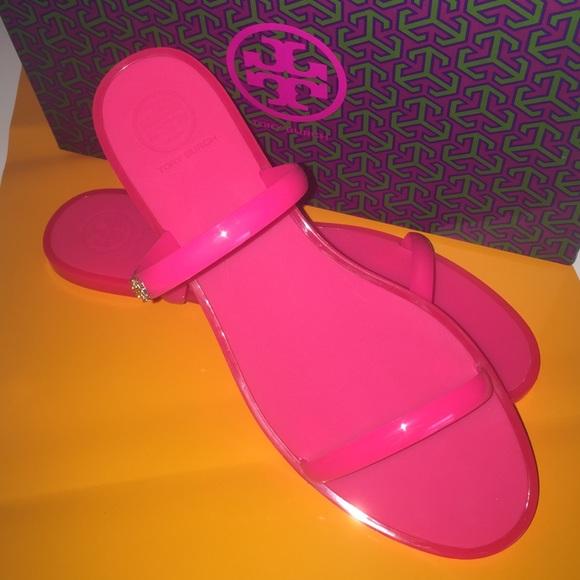 8d4e1355b0fafb Tory burch Jelly slides