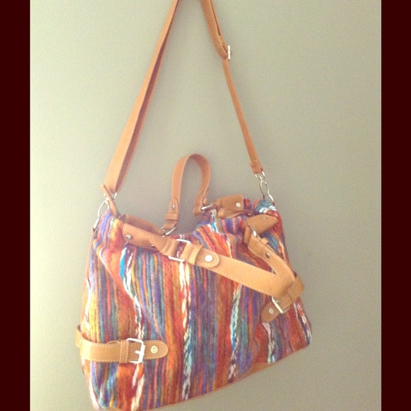ExpressionsNYC Handbags - Multi colored handbag