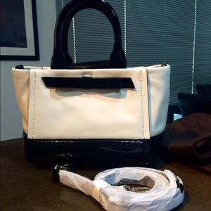 New Kate Spade Gigi Chelsea Bow Handbag