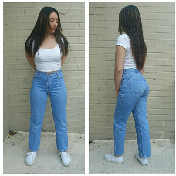 Vintage - 💥Final Price💥High Waist Mom Jeans from Jasmine's ...