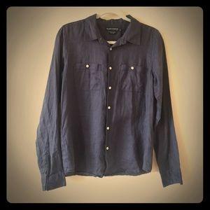 island Company linen shirt!  Medium-Large