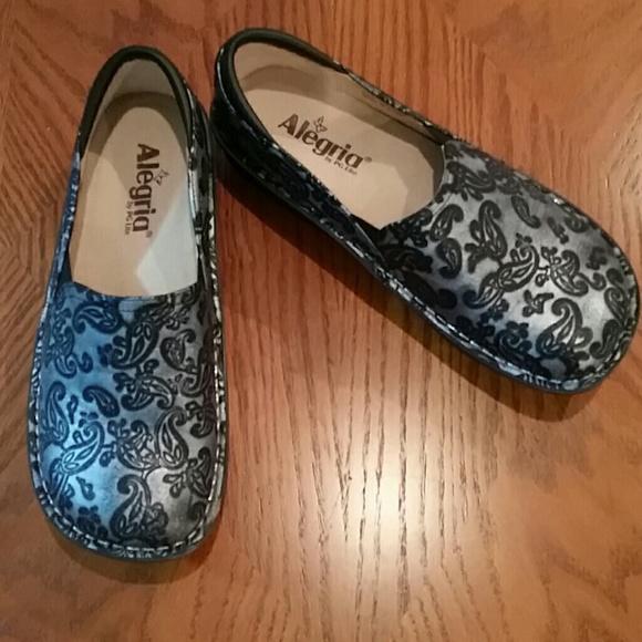 71 Off Alegria Shoes Alegria Nursing Shoes From Kellie