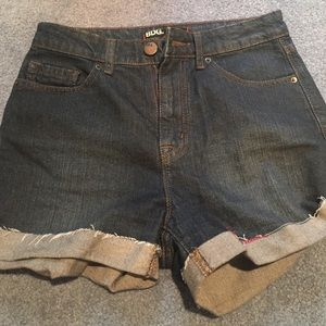 Urban outfitters BDG high rise Jean shorts