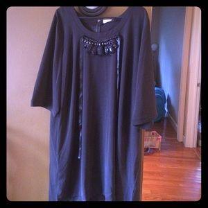Junarose Dresses & Skirts - Black Oversized Dress 👗