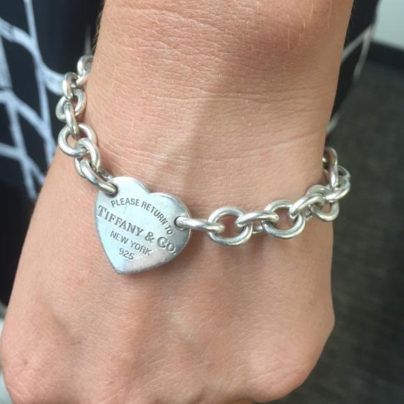 387a16f14 Tiffany & Co. Jewelry | Tiffany Link Bracelet | Poshmark