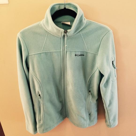 90% off Columbia Jackets & Blazers - *SOLD* Columbia fleece jacket ...