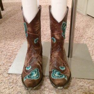 Old Gringo Shoes - Old gringo cowboy boots nwot